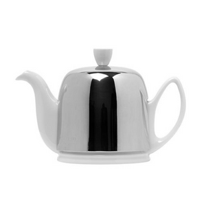 Degrenne Canada Salam White Teapot 4-cup Clementine Boutique