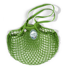 Load image into Gallery viewer, Filt Tote Net Bag - Apple Green - Clémentine Boutique
