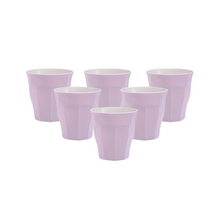 Load image into Gallery viewer, Duralex Picardie Soft Touch Pastel Lilac Tumbler 22cl