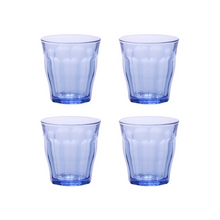 Load image into Gallery viewer, Duralex Picardie Marine Tumbler 25cl x4