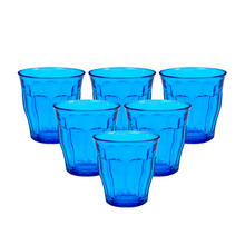 Load image into Gallery viewer, Picardie Colors Azure Blue Tumbler 25cl