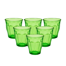 Load image into Gallery viewer, Picardie Colors Green Tumbler 25cl