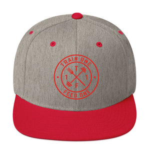 T1F1 Logo Snapback (Red Thread)