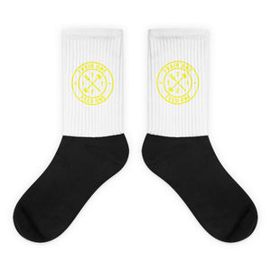 T1F1 Logo Socks (Yellow)