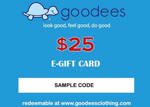Goodees Gift Card