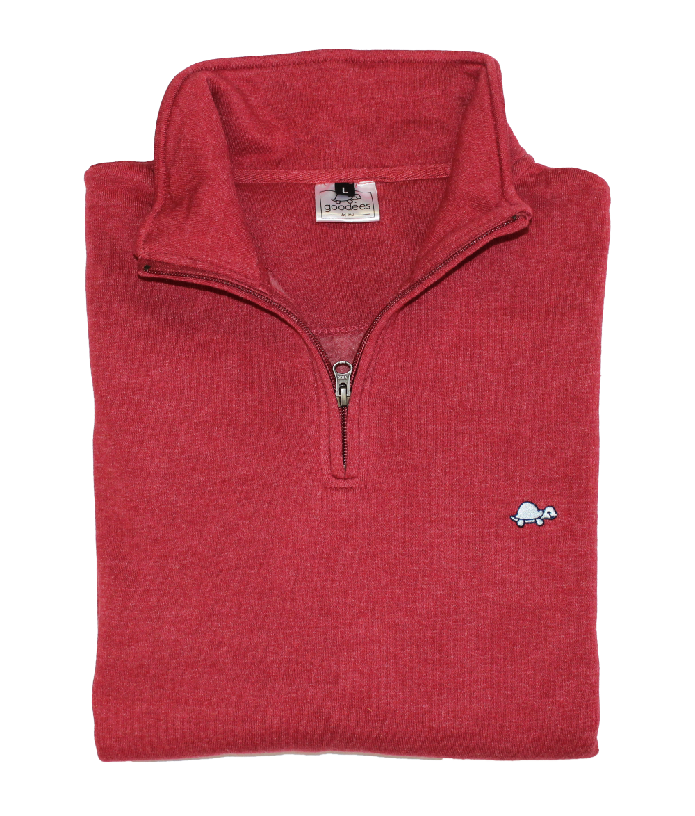 Mystic Sweater (Crimson Red)