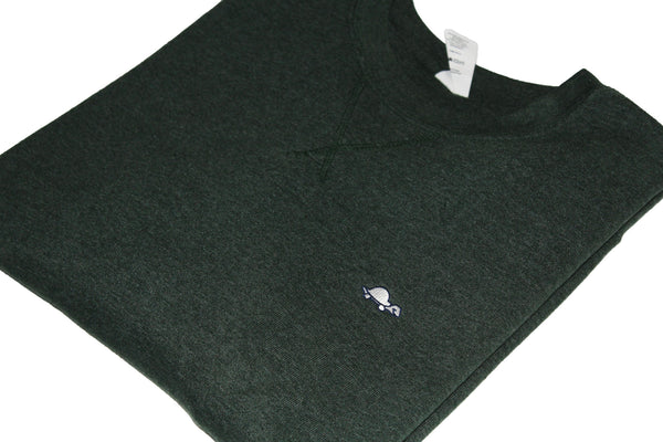 Mystic Crew Sweater (Forest Green)