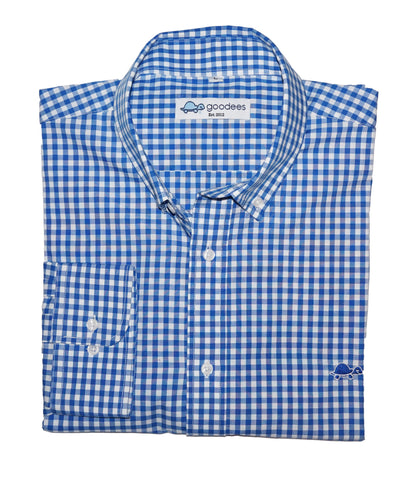 Madison Shirt Collection - Sky Blue