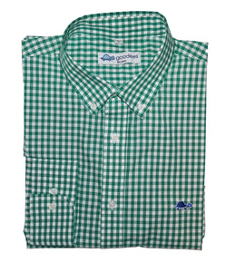 Madison Shirt Collection - Mint Green