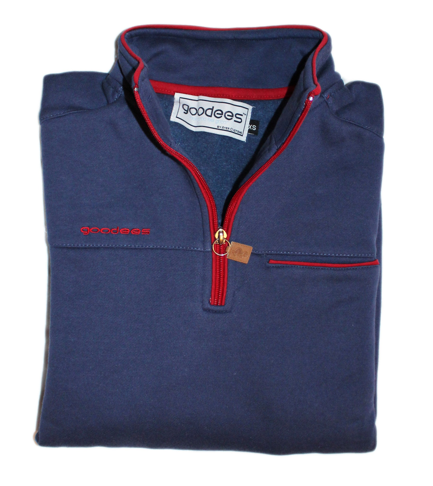The Lenox Pullover (Navy)