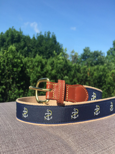 The Classic Anchor Belt