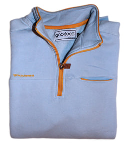 The Lenox Pullover (Sky Blue)