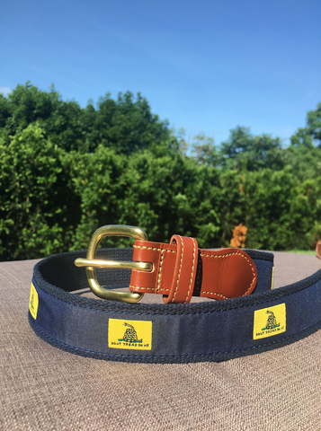 The Don't Tread On Me Belt