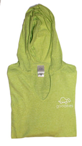 Ladies Spirit V-Neck Hoodie (Appletini)