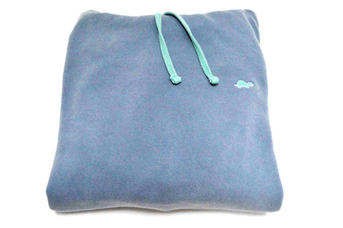 Classic Hoodie (Faded Blue)