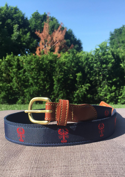 The Lobsterman Classic Belt