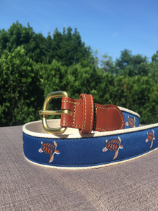 The I Like Turtles Belt