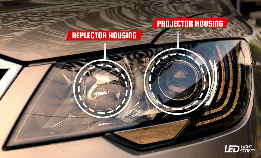 Differences Between Housings