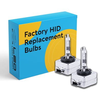 D5S HID Factory Replacement Bulbs