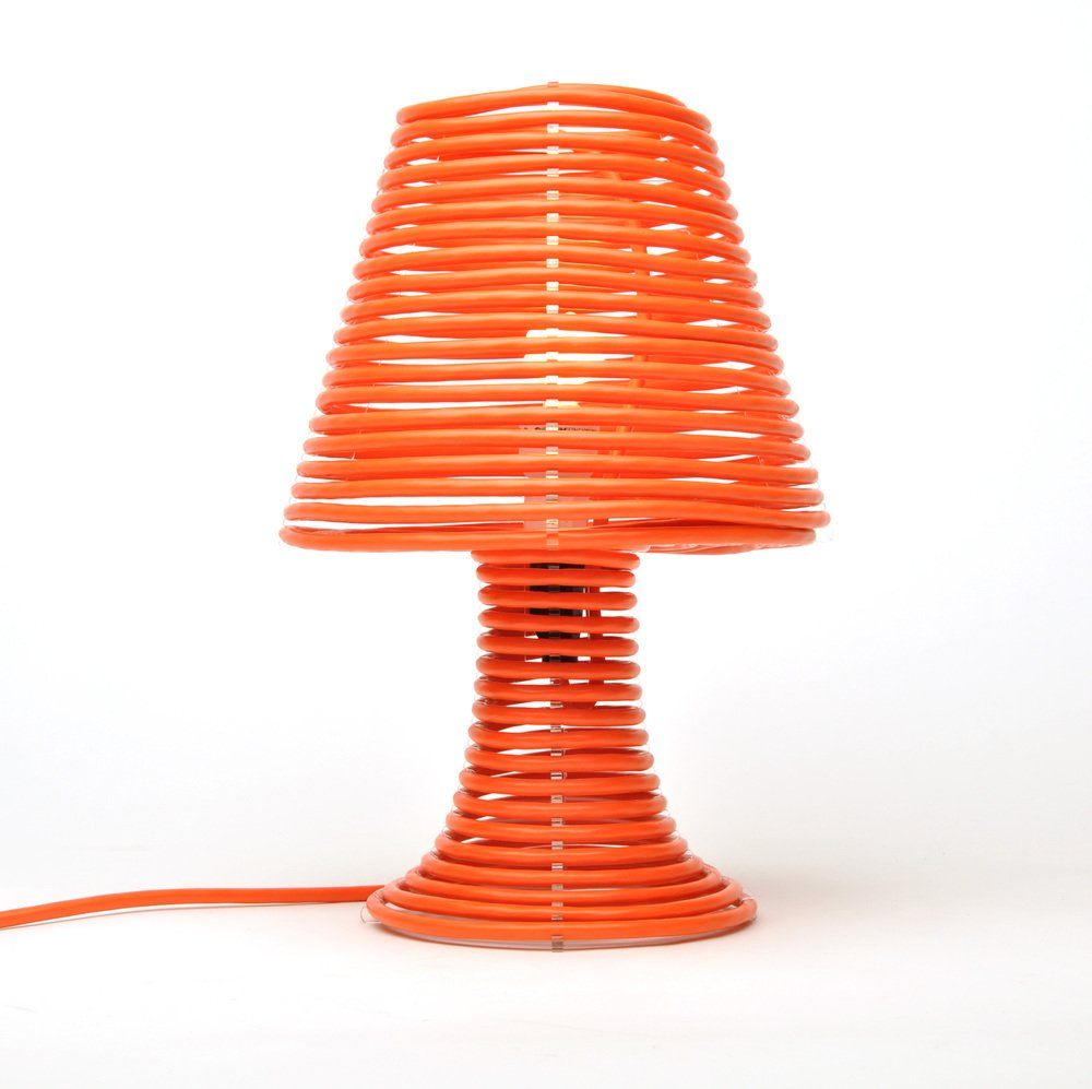 Craighton Berman's Extension Cord Lamps