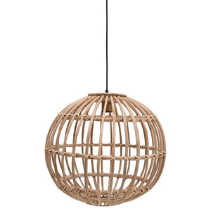 Rattan Pendant Light - Shackteau Interiors