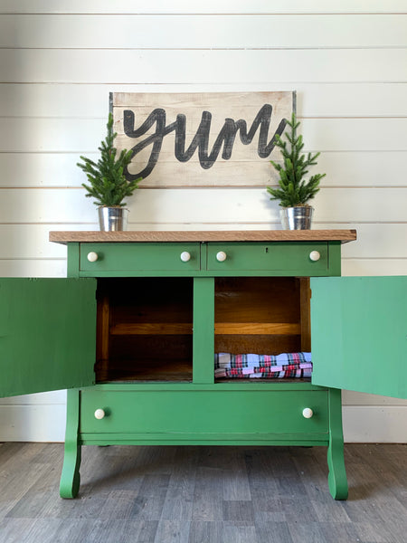 Village Green Empire Server - Shackteau Interiors