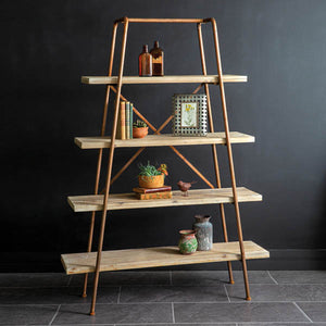 Shackteau Ladder Shelf