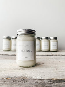 Classic Collection 16 oz. Mason Jar Candle