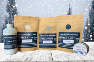 Winter Milk Paint Bundle