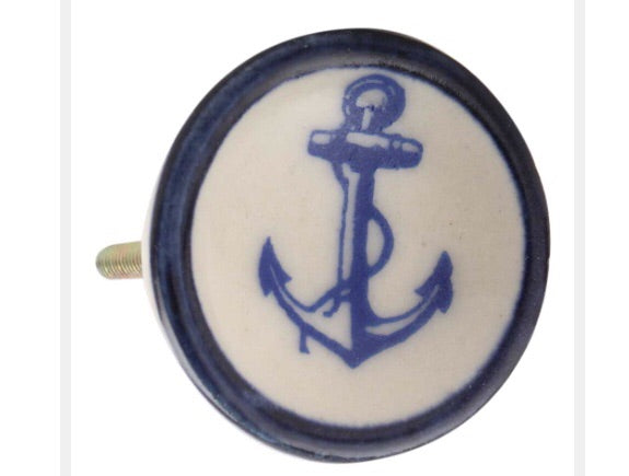 Anchor Knob - Shackteau Interiors