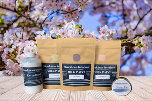 Spring Milk Paint Bundle
