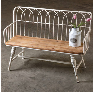 Farmhouse Coatroom Bench - Shackteau Interiors