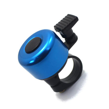 Bike Bell Alloy Mountain Road Bicycle Horn Sound Alarm For Safety Cycling Handlebar Metal Ring Bicycle Horn Bike Accessories