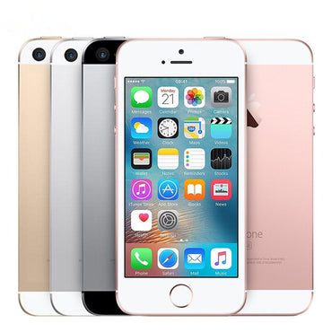 Apple iPhone SE Original Dual Core 4.0 Inches 2GB RAM 16/64GB ROM12MP iOS Fingerprint Touch ID Sealed Cellphone
