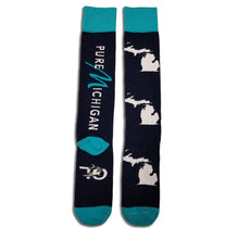 Load image into Gallery viewer, Great Lakes Socks - Blue