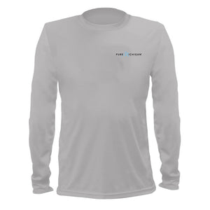 Silver Performance L/S T-Shirt