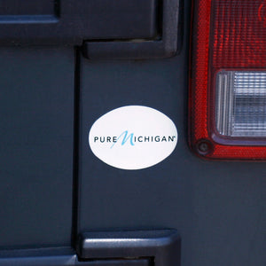 Pure Michigan Logo Vehicle Magnet