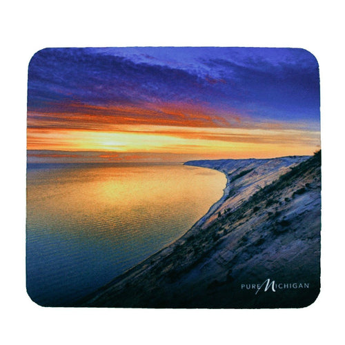 Spring Scenery Mouse Pad - Pure Michigan