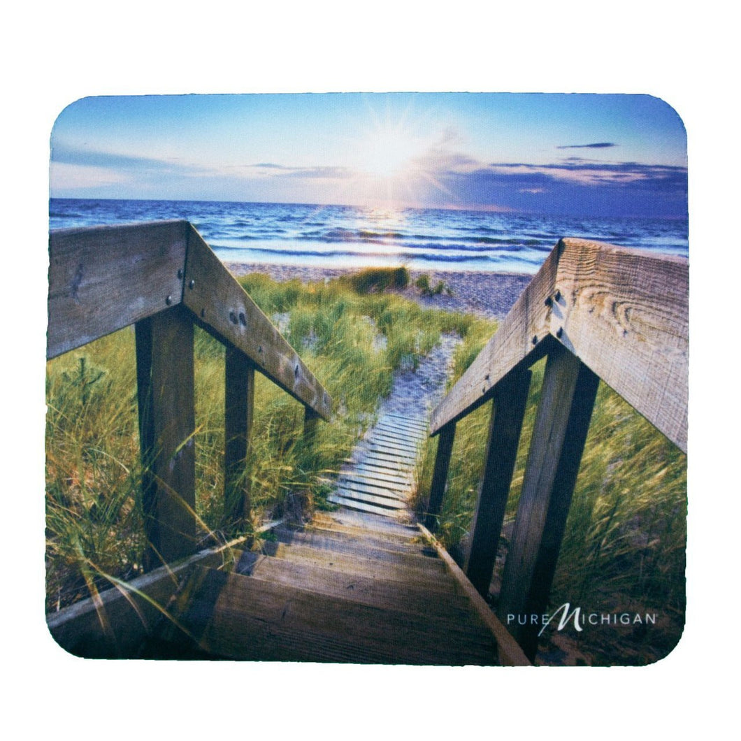 Summer Scenery Mouse Pad - Pure Michigan