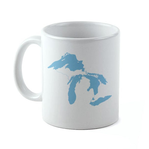 11 oz. Great Lakes Mug