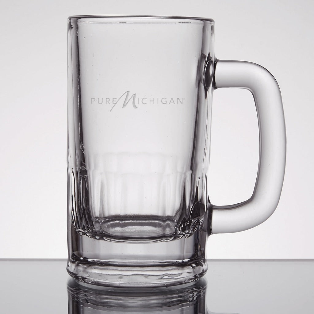 14 oz. Pure Michigan Logo Beer Stein