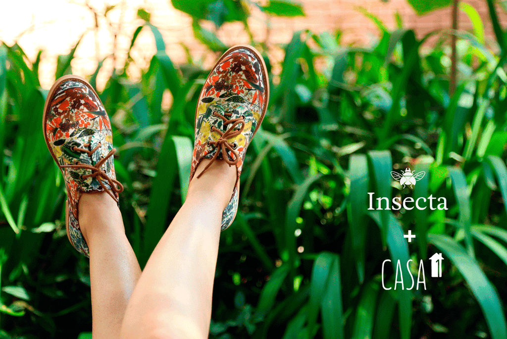 Insecta Shoes + Casa 1: Estampe Uma Causa na luta LGBTQ+