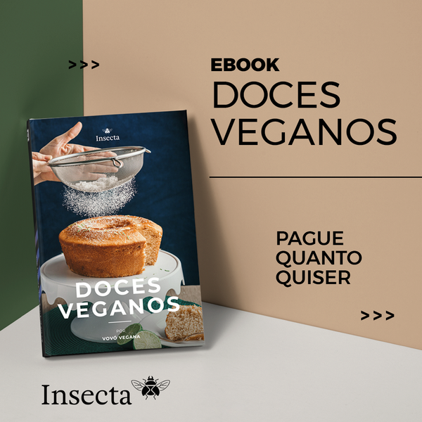 EBOOK - DOCES VEGANOS