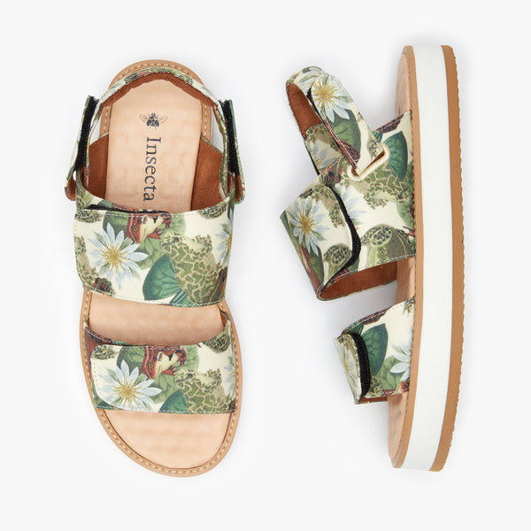 ANFÍBIA STRAP SANDAL - Insectashoes brasil