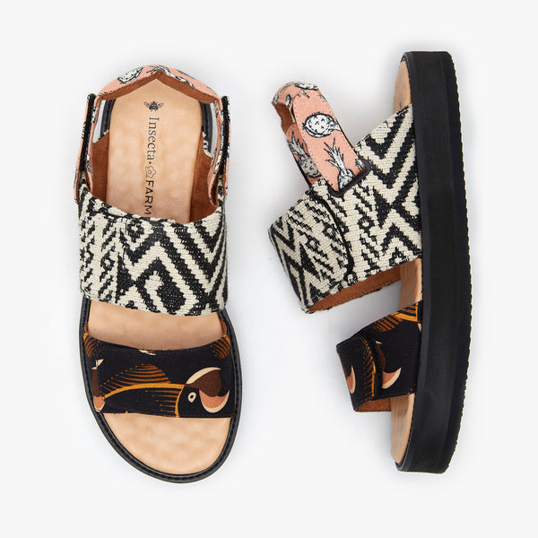 ANANÁS STRAP SANDAL - Insectashoes brasil