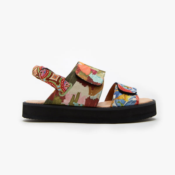 PARATY STRAP SANDAL - Insectashoes brasil