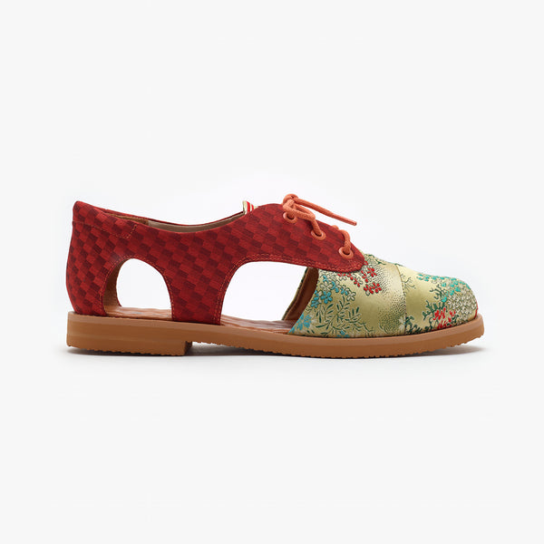 AZERIS CUTOUT OXFORD - Insecta Shoes Brasil