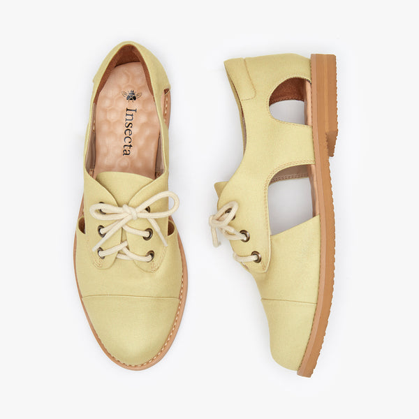 BANANA CUTOUT OXFORD - Insectashoes brasil