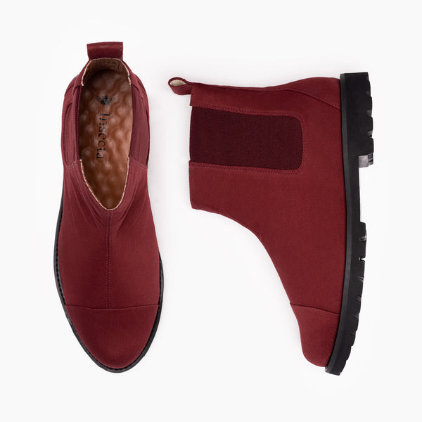 BORGONHA CHUNKY CHELSEA BOOT - Insecta Shoes Brasil