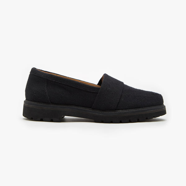 MONO BLACK LOAFER - Insecta Shoes Brasil